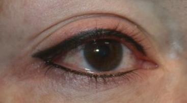 Fench eyeliner