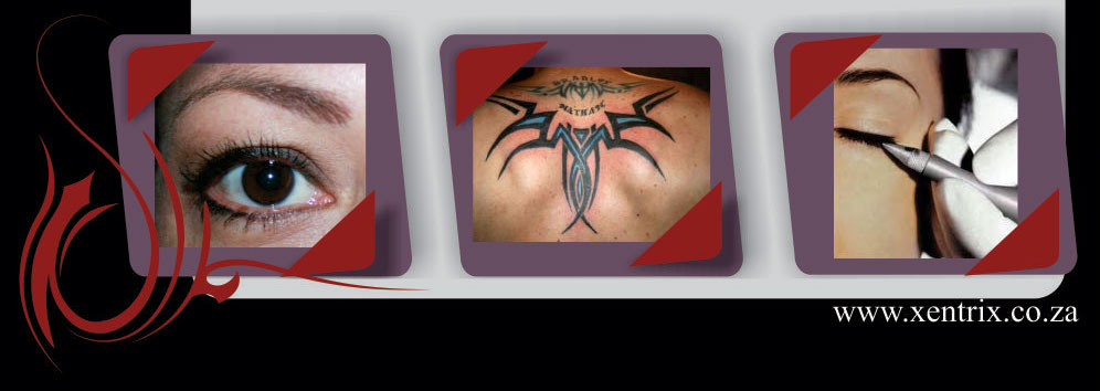 Xentrix ink - tattoo and permanent make-up artist